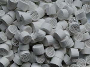 Honeycomb Ceramic Catalyst Support Media