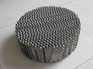 Metal Structured Packing